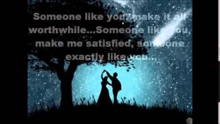 """Someone Like You"" by Van Morrison (Lyrics included)"