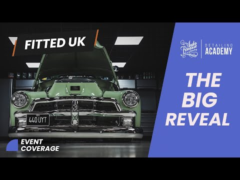 Auto Finesse do FittedUK - The BIG reveal