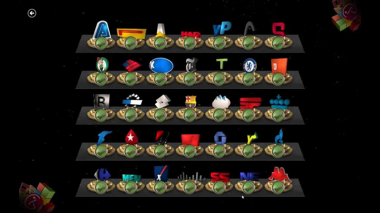 J Logo 3d 3D Logo Quiz Le...