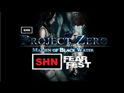 Fatal Frame 5: Maiden of Black Water SHN FearFest 2015 First Playthrough Halloween Livestream