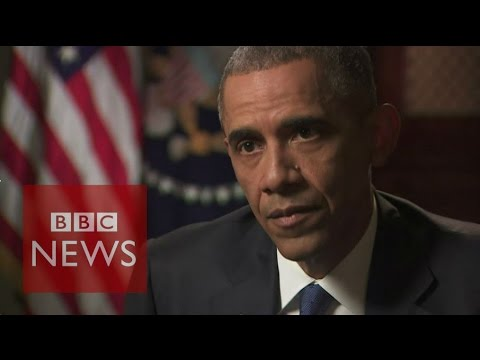 Obama: US gun control laws 'greatest frustration of my presidency' - BBC News