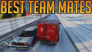 Forza Horizon 4: Amazing Team Mates