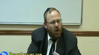 The 12th Principle of Rambam:  Mashiach part 5 2009-11-30