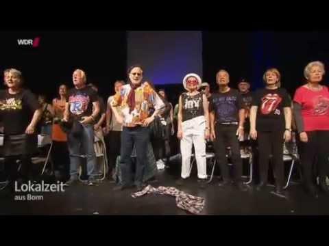 """The Rock'n Rollator Show"": Bericht im WDR"