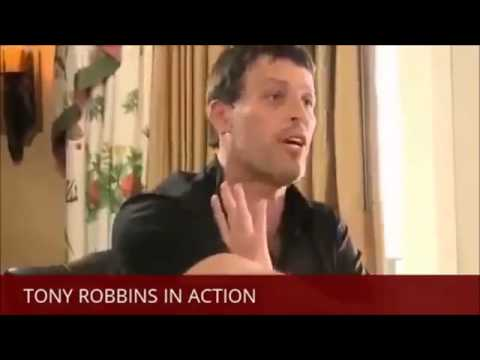 Tony Robbins   UNLEASH THE POWER WITHIN full live session