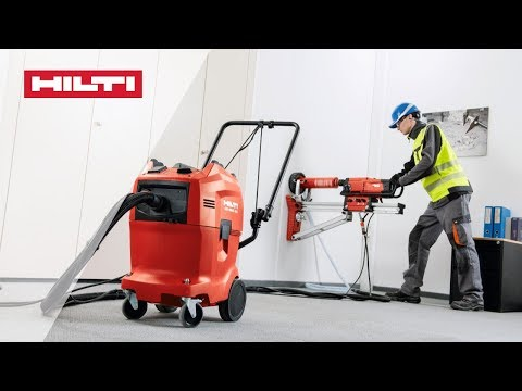 INTRODUCING the new Hilti DD-WMS 100 Water Management System