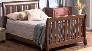 Nursery Smart Darby 3-in-1 Convertible Crib Collection