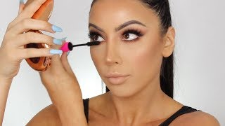 FULL BEAT MAKEUP THAT PHOTOGRAPHS AMAZING AND LASTS ALL DAY AND NIGHT!