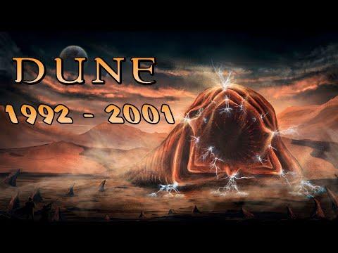 История / Эволюция Dune 1992 - 2001