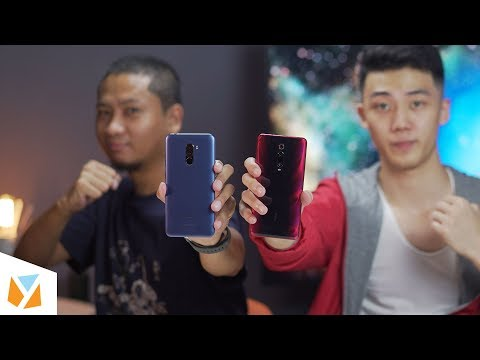 Redmi K20 Pro vs Pocophone F1 Comparison Review