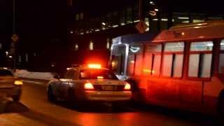 STM FORD CROWN VICTORIA TRANSIT POLICE PATROL