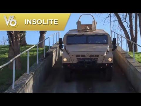 R.T.D. Sherpa - Les essais insolites de V6