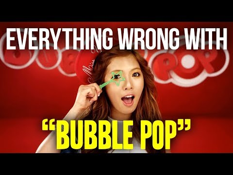 """Everything Wrong With HYUNA - """"Bubble Pop"""""""
