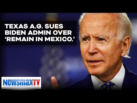 Biden has gone rogue, says Texas Attorney General Paxton