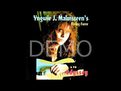 Yngwie J. Malmsteen's Rising Force - Crystal Ball (Rehearsals)