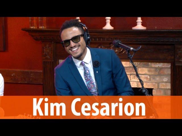Kim Cesarion on The Kidd Kraddick Morning Show