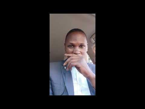 OMUKOZI WA RADIO AGENDA MU PARLIAMENT -TAMALE FAIZO BUKOTO EAST MP