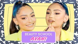Avani Reveals Her Secret To Perfect Lip Liner | Beauty School | Seventeen