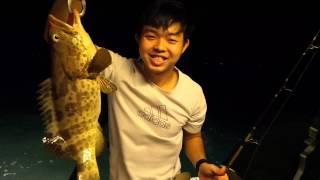 Fishing in Singapore