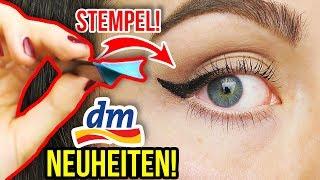 SKURRILE, NEUE DROGERIE BEAUTY NEUHEITEN bei DM! 😱 WERBUNG vs  REALITÄT HAUL + Amazon live Test!