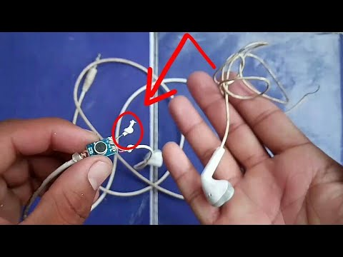How to Repair a Samsung Earphone at Home