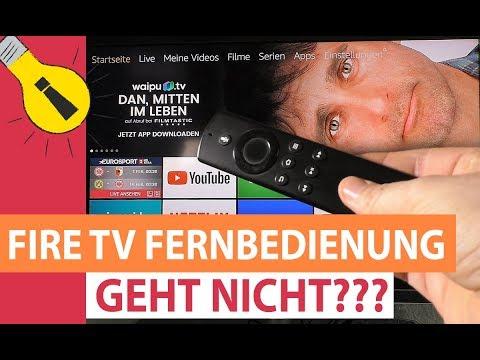 Fire TV Stick Fernbedienung Geht Nicht? Wie Du Den Amazon Fire TV Stick Mit Remote Verbindest