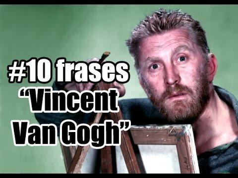 10 frases de Kirk Douglas como Vincent Van Gogh