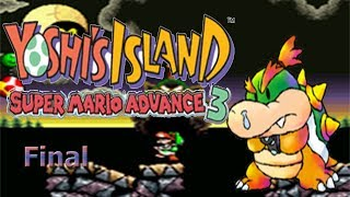 Bowser quiere montar en Yoshi/Yoshi´s Island: Super Mario Advance 3 Final