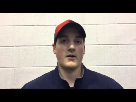 Ice Hockey Video: Caelan Briere of St. Augustine