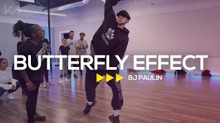تأثير الفراشة - ترافيس سكوت الرقص - BJ بولين الكوريغرافيا   @bjpaulin2 x @kmdanceacademy