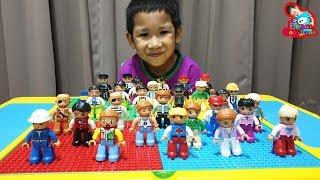 น้องบีม | รีวิวของเล่น EP162 | ละครสั้นโต๊ะตัวต่ออาชีพในฝัน Toys