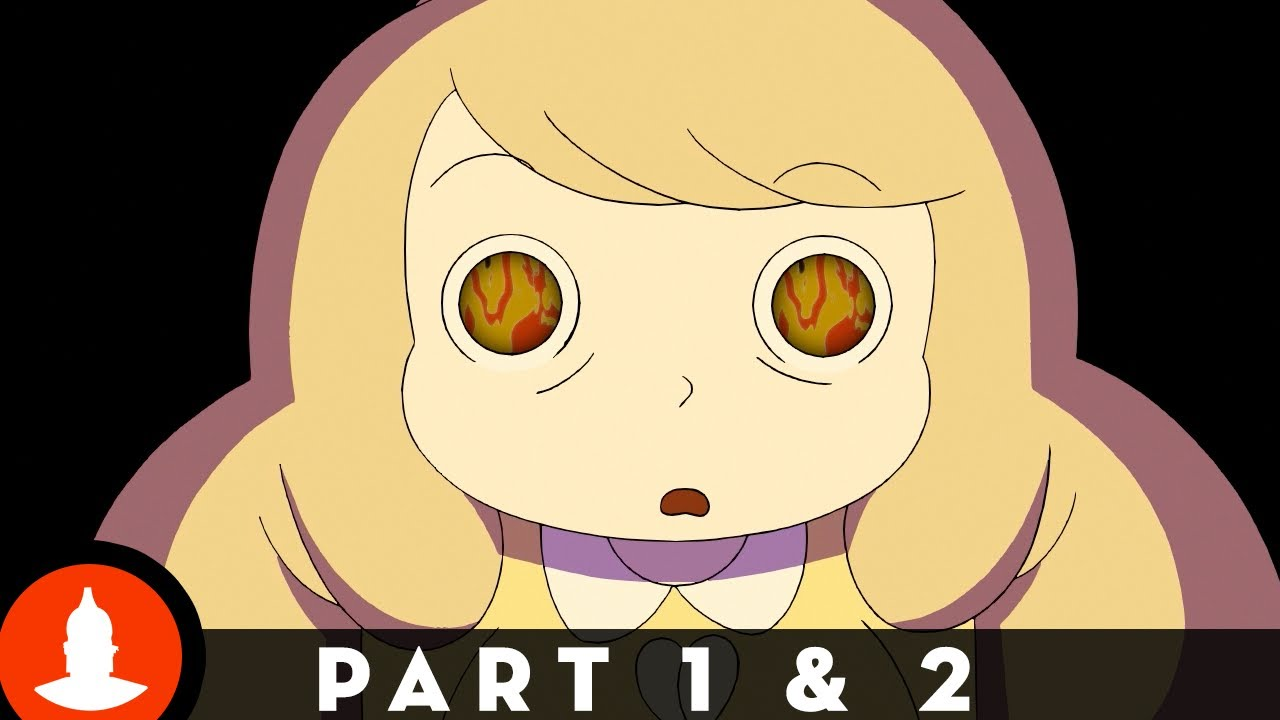 bee and puppycat on cartoon hangover youtube