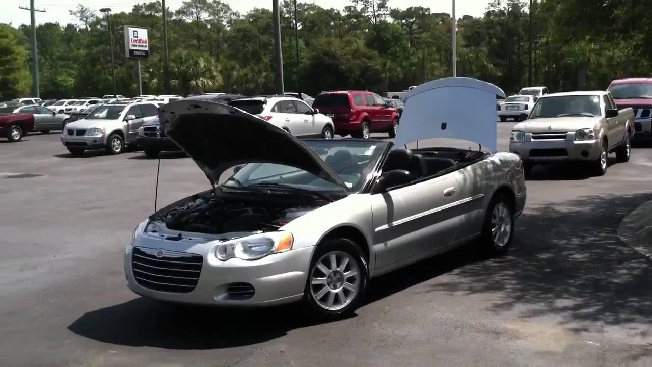 Maxresdefault on Chrysler Sebring Convertible