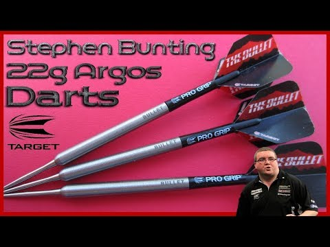 Argos 22g Stephen Bunting Nanogrip Darts From Target