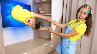 Сеня Прыгает в Телевизор смотреть онлайн в хорошем качестве бесплатно - VIDEOOO