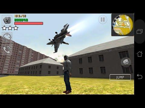 Criminal Russia 3D. Gangsta way | Гайд по управлению военным истребителем