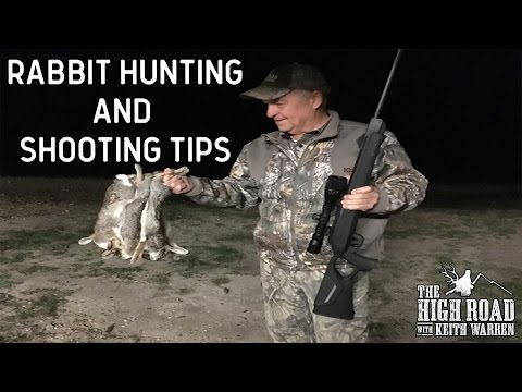 Rabbit Hunting & Shooting Tips With Air Rifles