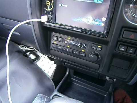 Iphone  Car Aux
