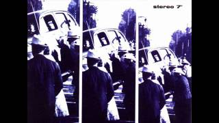 "TEMPORAL SLUTS ""STUCK IN THE MIDDLE"" (Today Strike EP) 1999 - THEE KNIGHTS OF THE TRASH RECORDS -"
