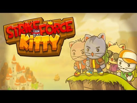 StrikeForce Kitty - Android Gameplay (By Kizi Games)