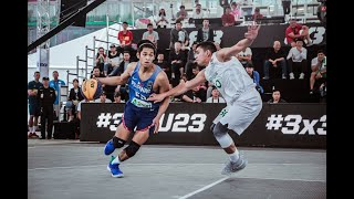How is 3x3 Basketball Related to Flying Disc Freestyle?