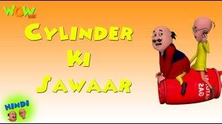 Cylinder Ki Sawaari - Motu Patlu in Hindi WITH ENGLISH, SPANISH & FRENCH SUBTITLES thumbnail