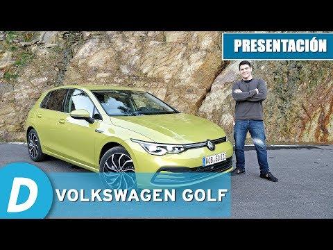 Volkswagen Golf 2020 (Golf 8)   Primera prueba   Review en español   Diariomotor