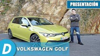 Volkswagen Golf 2020 (Golf 8) | Primera prueba | Review en español | Diariomotor