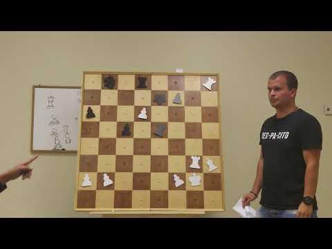 GM Pakleza lecture at Las Vegas Chess Center Part 3