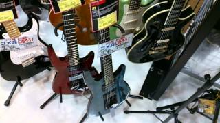 Visit at Komehyo second hand  guitar shop Nagoya With TomoKi