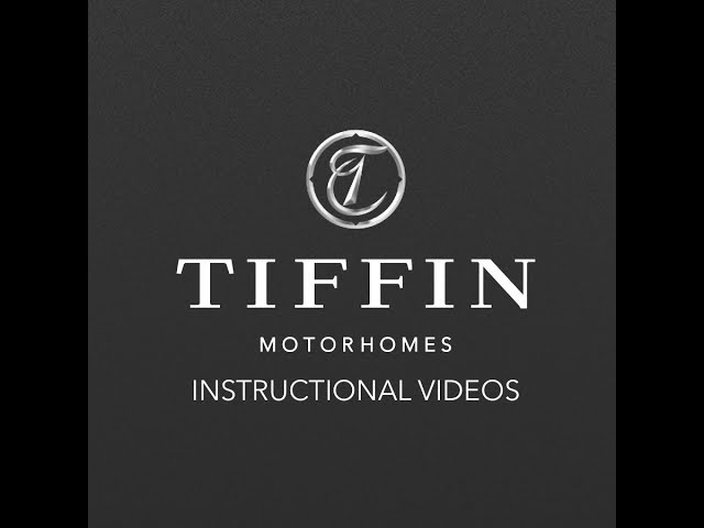 Tiffin Motorhomes: How to Perform Routine Maintenance on an