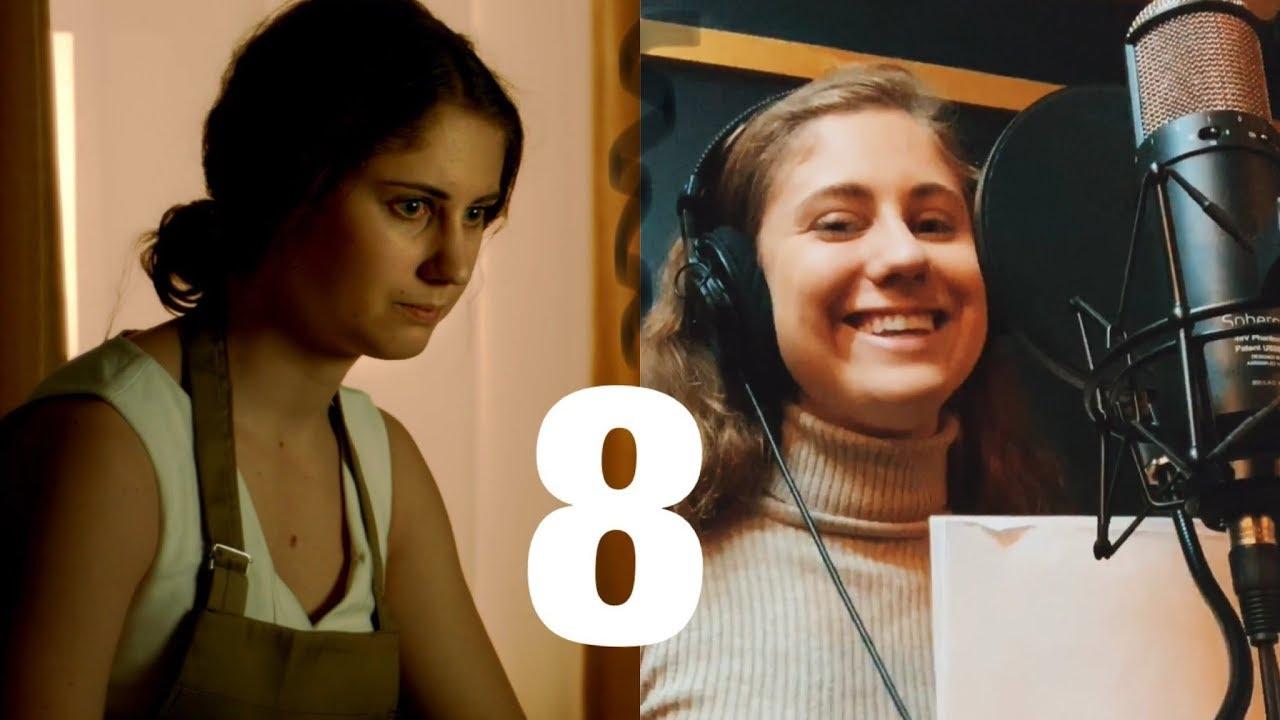 Как стать актрисой 8: озвучка, колбэк, неудачи