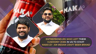 Meet the brothers who left their jobs in US to start an Indian craft beer brand