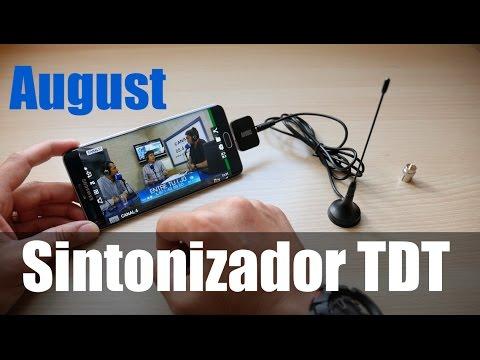 Ver la Tv TDT en Android